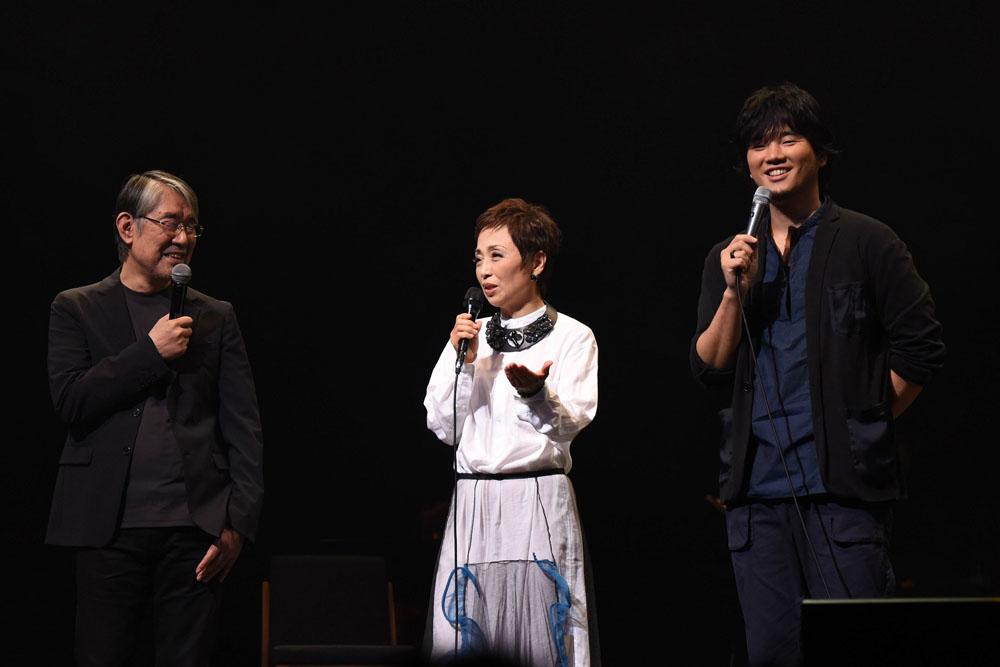 クミコ、松本隆&秦基博