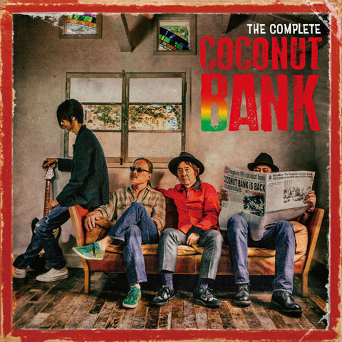 THE COMPLETE COCONUT BANK ジャケット
