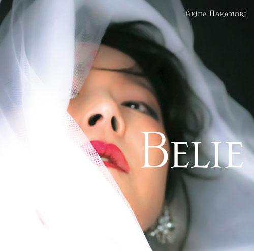 中森明菜 カバーアルバム『Belie』ジャケット