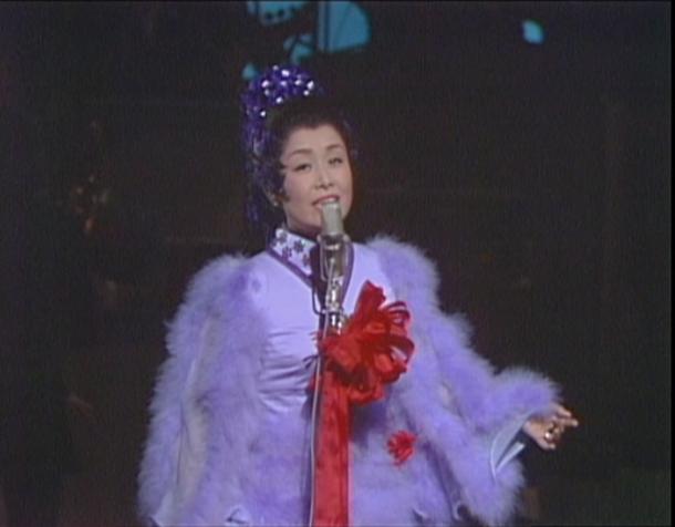 美空ひばり 第23回紅白歌合戦 ある女の詩