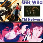 『Get Wild』アナログ・レコード スペシャル・シングル・ジャケット