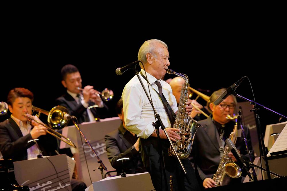 サックス・プレイヤー渡辺貞夫、36年ぶりに再演したライヴ・アルバムをリリース!