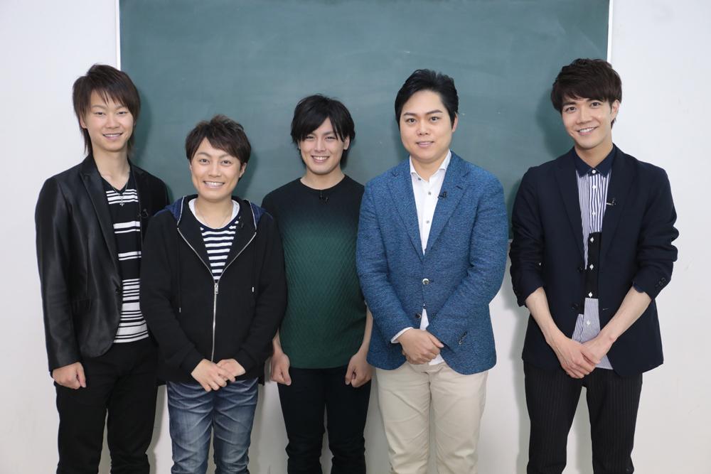 中澤卓也、はやぶさ、三山ひろし出演、5/5放送の「プレゼン!演歌男子。」予告映像公開
