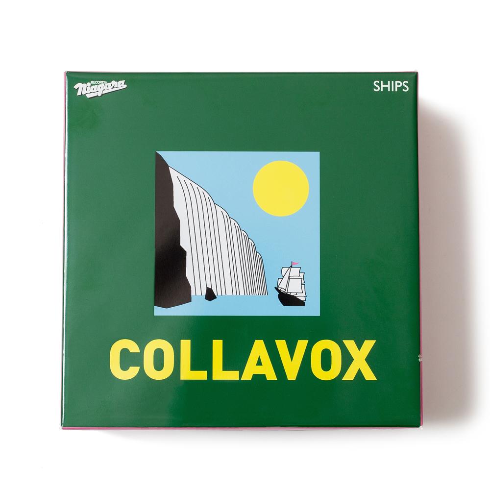 NIAGARA x SHIPS COLLAVOX、大滝詠一