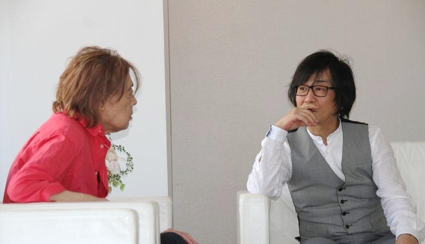 【月刊ミュージック☆スター】連載:宮内タカユキのアニソンRun&Run!第8回ゲスト 高取ヒデアキさん