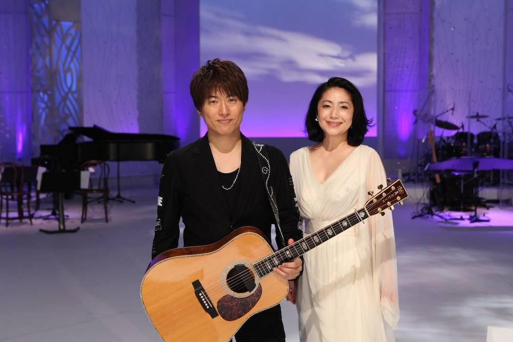 45周年の石川さゆりが21年振りにフジテレビ系「MUSIC FAIR」に出演
