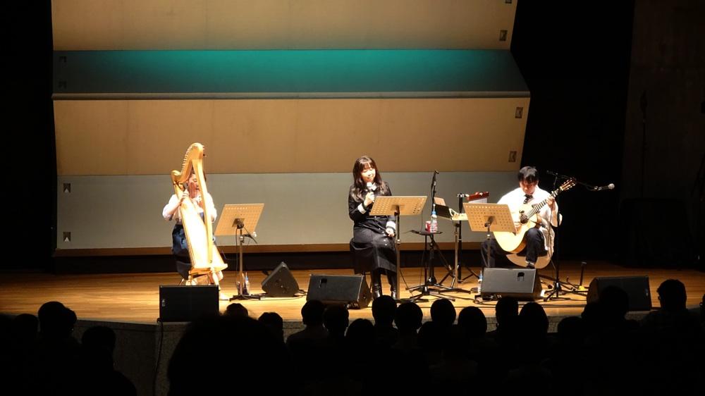 谷山浩子、tico moon初競演コンサートでオリジナルアルバム発売を発表