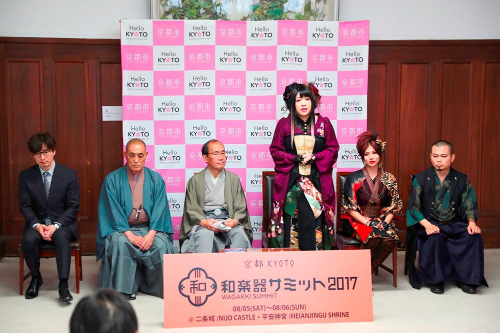 日本最大級の和楽器フェス「和楽器サミット2017」開催決定