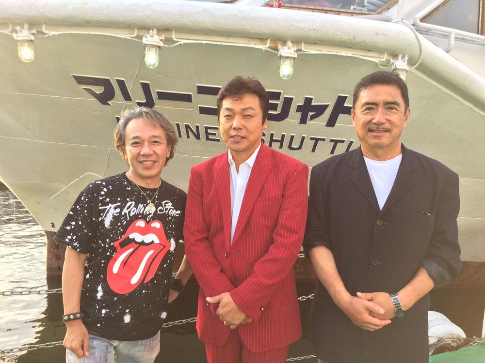 半田浩二デビュー30周年記念曲発表ライブ開催
