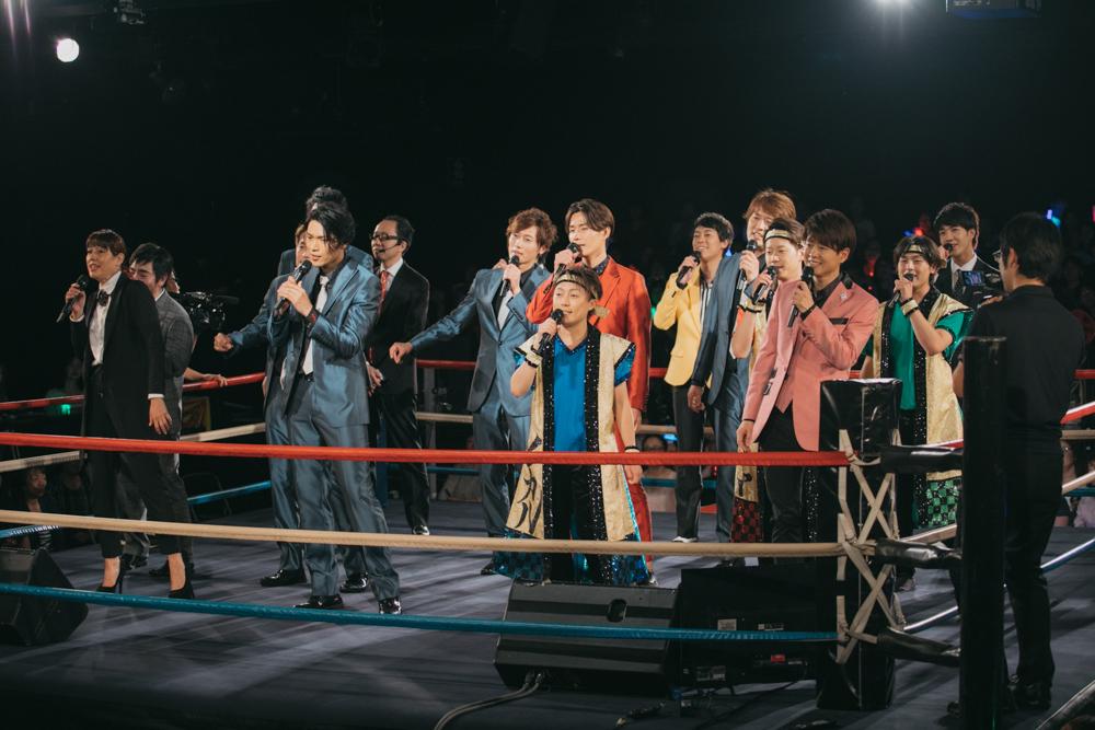 「昭和歌謡バトル☆闘え!演歌男子。」公開収録レポートその2