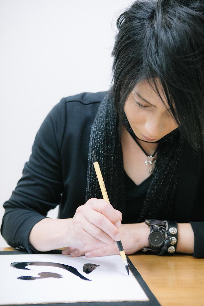 『演歌男子。の書道でプレゼン!』第10回:最上川 司「心」