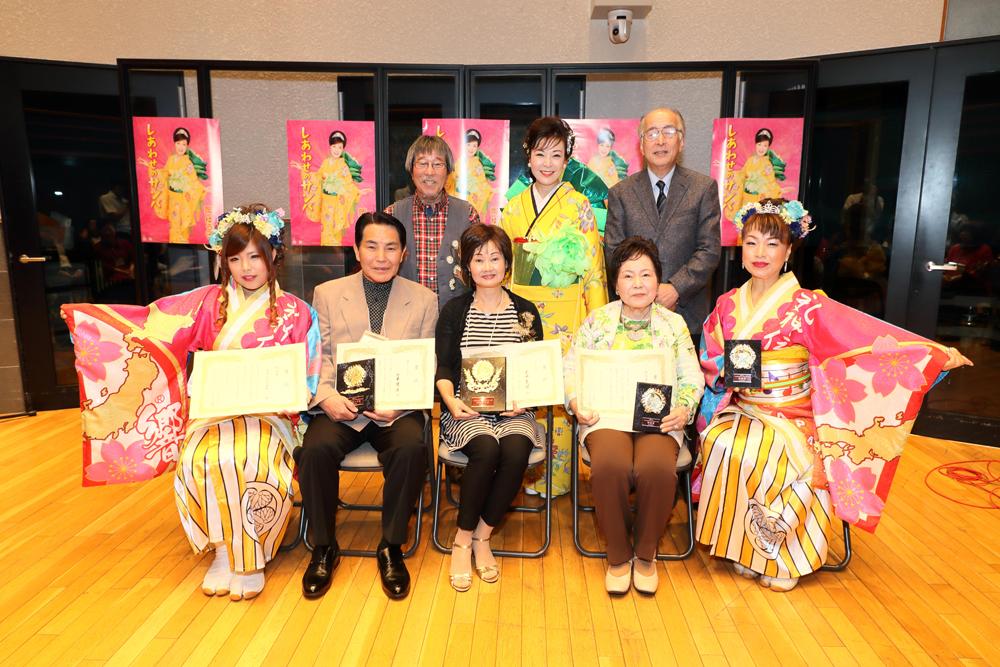 岡ゆう子、新曲のカラオケ&ダンス大会でグランプリ決定
