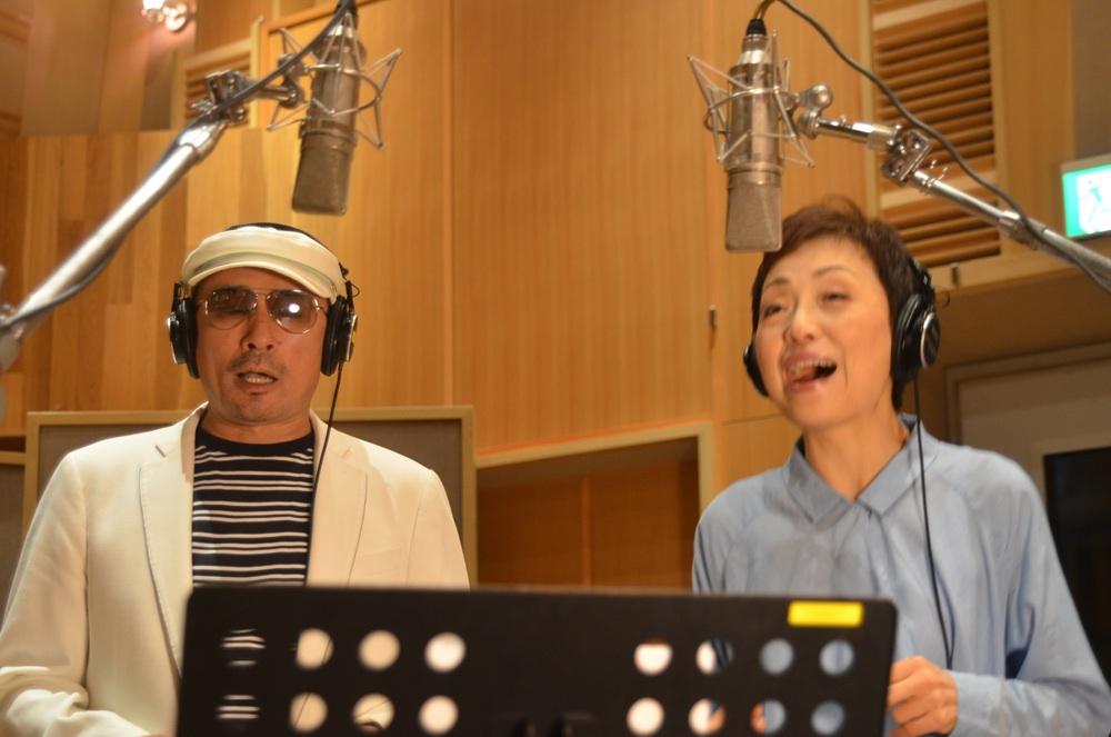 クミコ with 風街レビュー、横山剣が参加した楽曲レコーディング映像公開