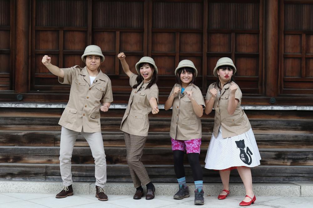 三山ひろしが「歌謡ポップスチャンネル」の特番で珍スポット巡り