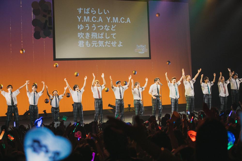 演歌男子。学園祭LIVE in 浅草