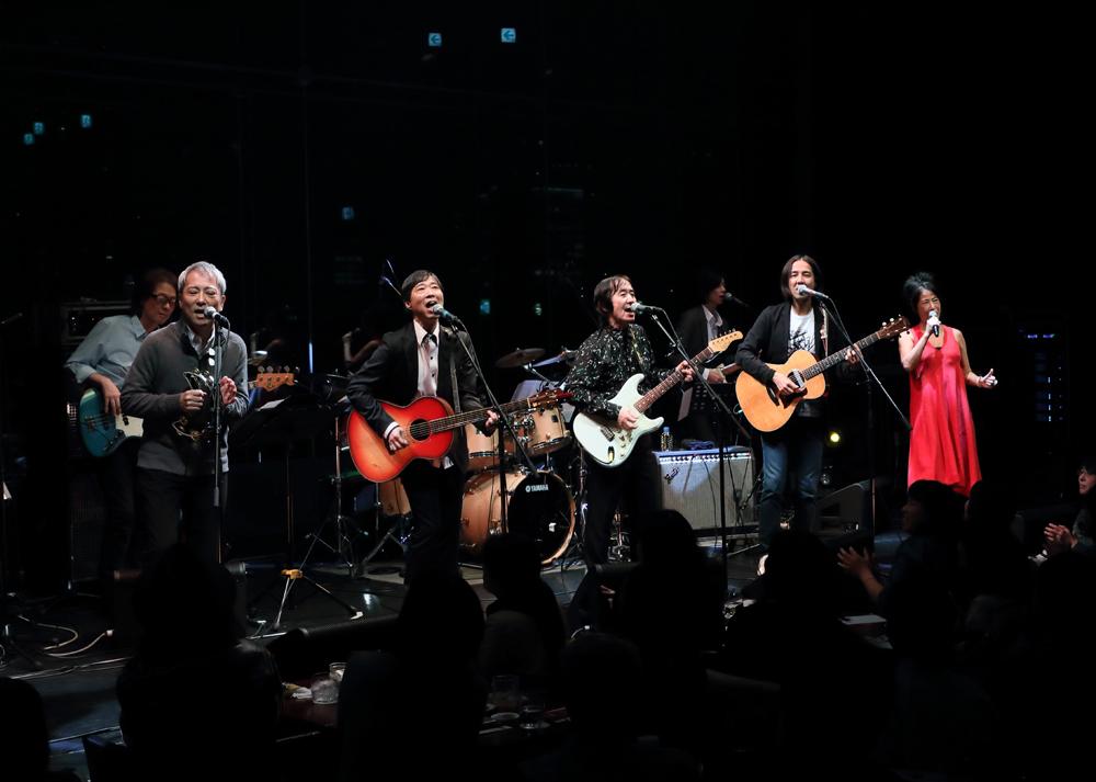 伊藤銀次、デビュー45周年記念ライブに杉真理、EPO、高野寛、佐野元春が出演