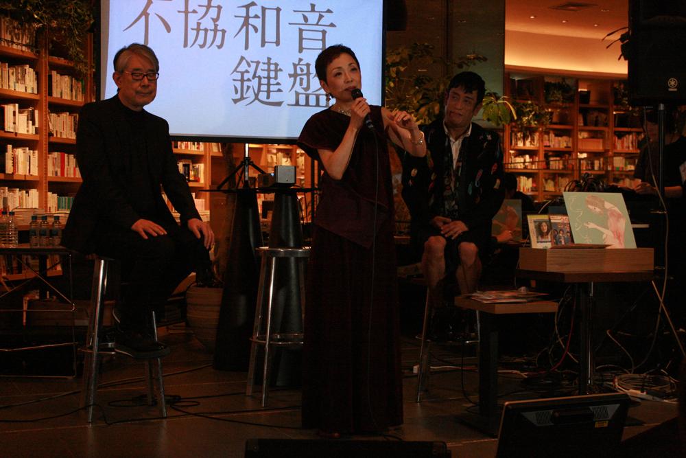 クミコ&松本隆がニューアルバムLP盤発売記念トークイベント開催