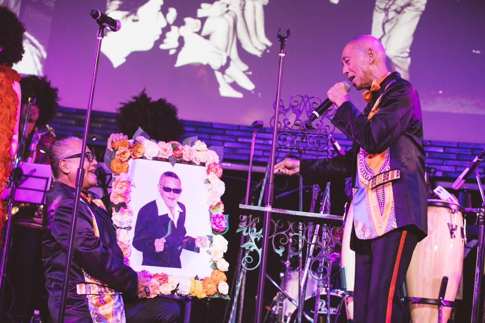 元祖ソウル・ブラザーズ「クック・ニック&チャッキー」結成50周年記念チャリティーパーティー開催