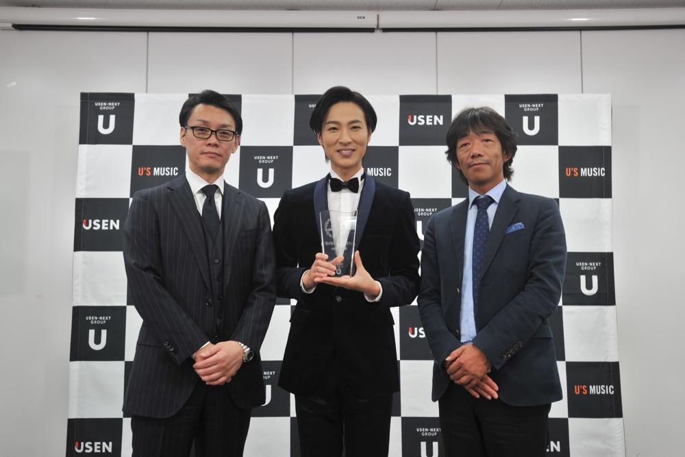 「2017 年間 USEN HITランキング」発表、演歌/歌謡曲1位は山内惠介
