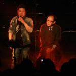 村木弾が初ワンマンコンサート、父親の横で新曲「親父の手紙」歌唱
