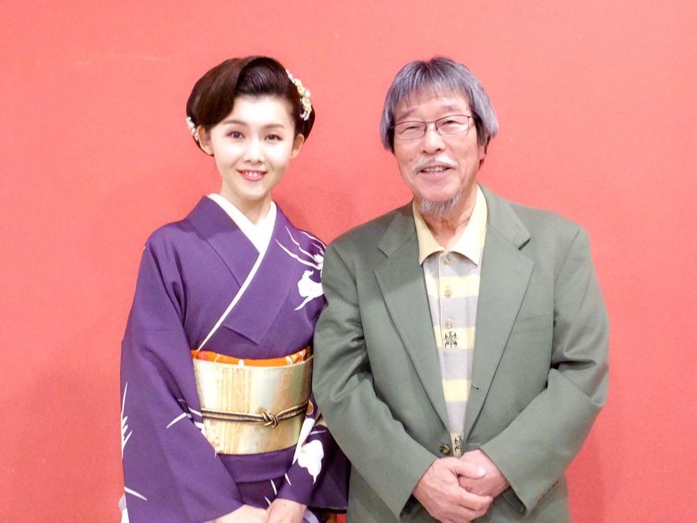 小桜舞子、新曲『よされ三味線』発売記念コンサートを開催