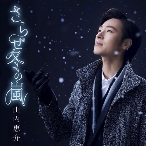 山内惠介 / さらせ冬の嵐 唄盤