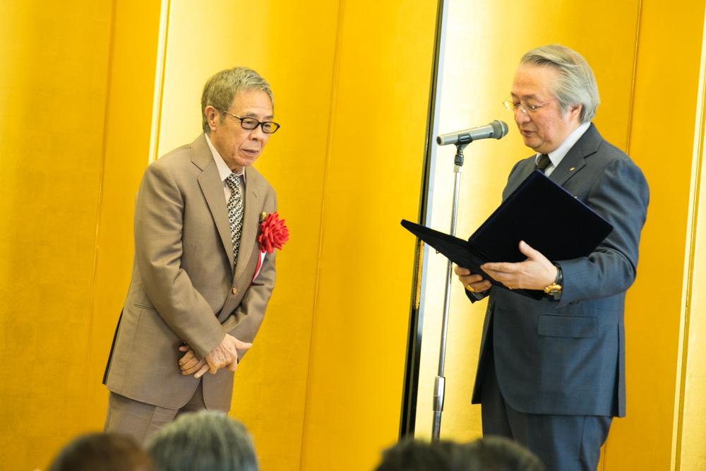 「日本クラウンヒット賞贈呈式」に北島三郎、鳥羽一郎、三山ひろし、川野夏美、中澤卓也ら
