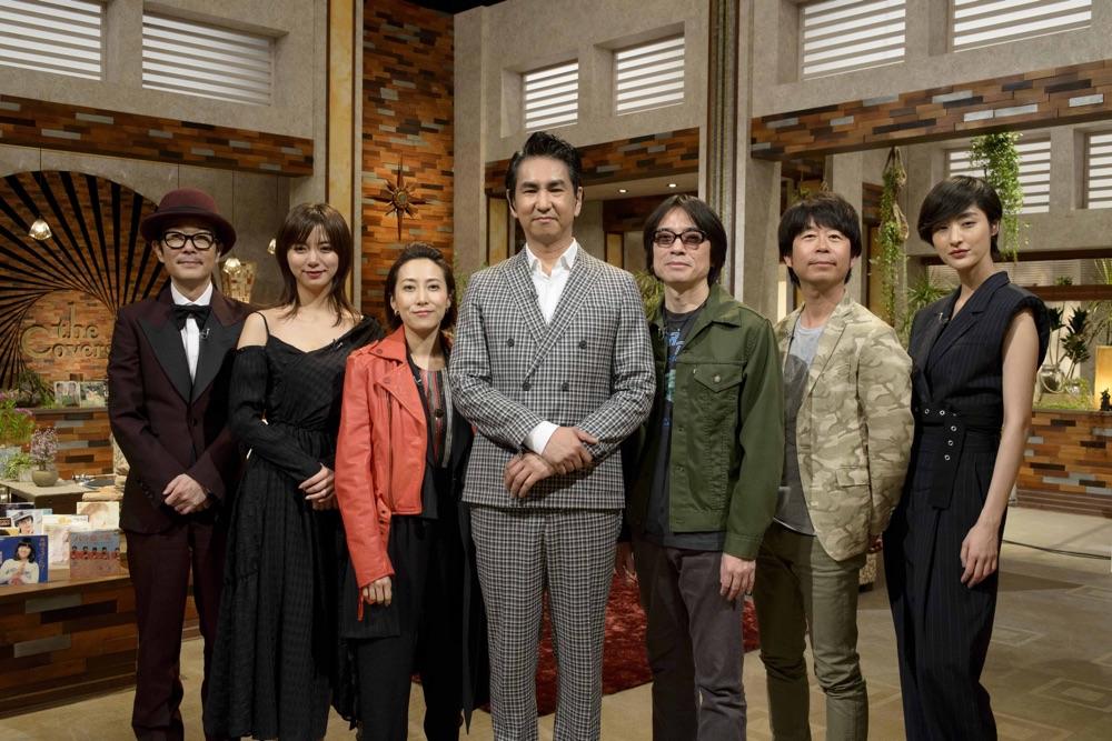 郷ひろみ、真心、シシド・カフカら豪華アーティストが筒美京平の名曲披露(BARKS)