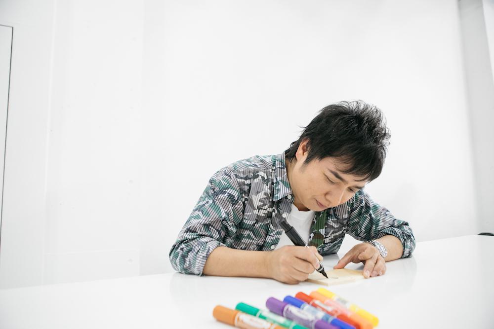 『演歌男子。の絵馬でお絵描きしりとり』第2回:松原健之「フラフープ」