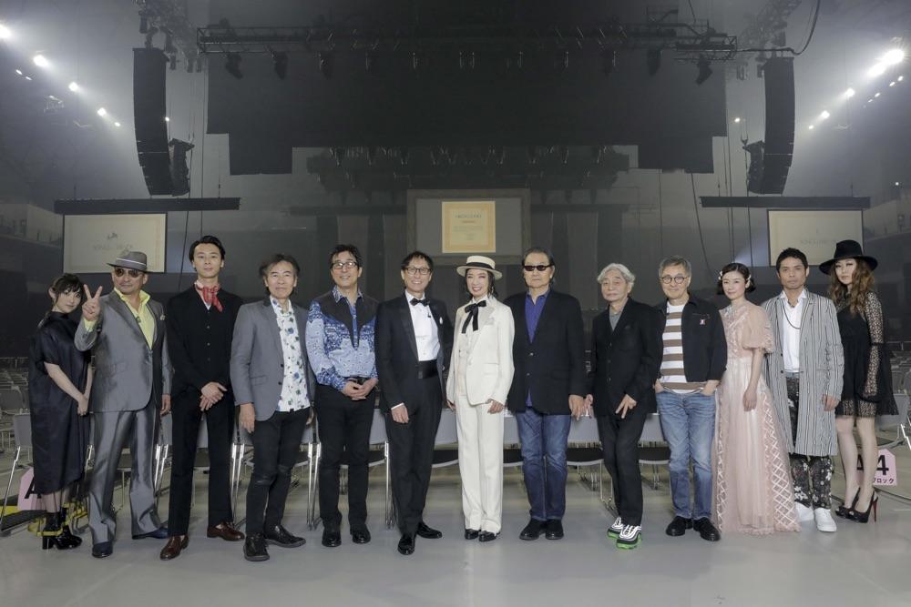 荒井由実の名盤『ひこうき雲』を再現、一夜限りの再結成が実現した歴史的ライブが放送