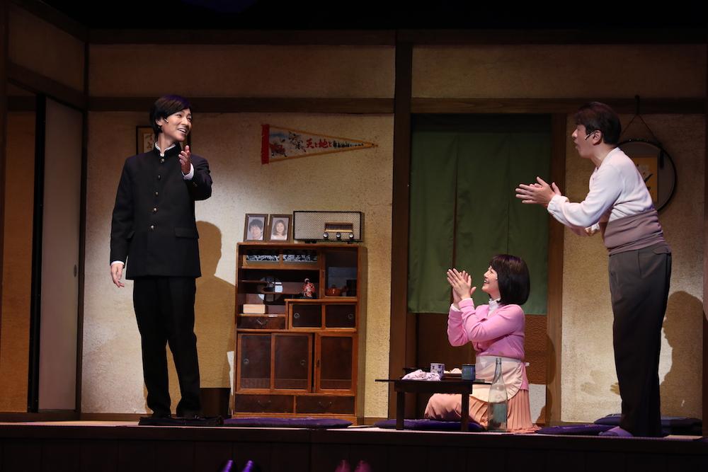 山内惠介 東京・明治座 初座長公演