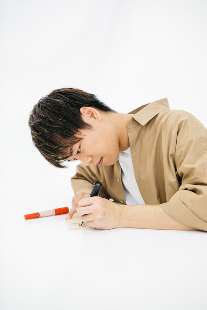 『演歌男子。の絵馬でお絵描きしりとり』第16回:伊達悠太「(赤)とんぼ」