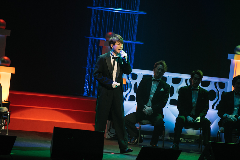 演歌男子。LIVE2018