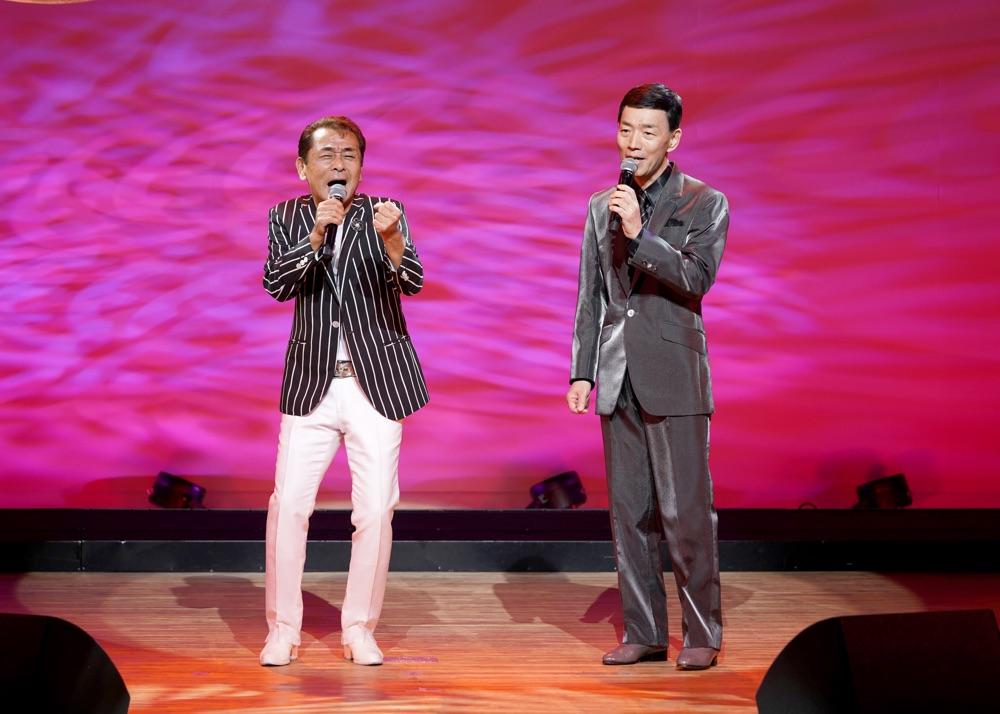 渥美二郎のカラオケ大会&コンサート、扇ひろ子、ニック・ニューサ、吉川精一ら7歌手が競作