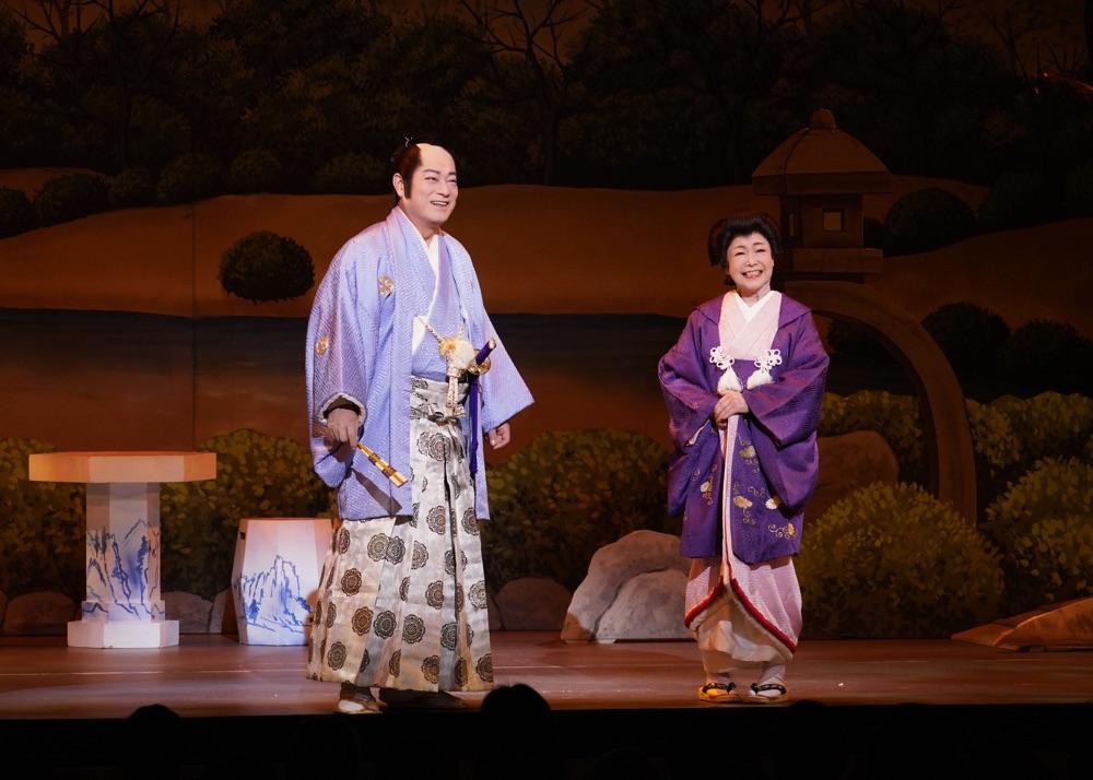 松平 健、名古屋・御園座で新曲「マツケン・アスレチカ」披露