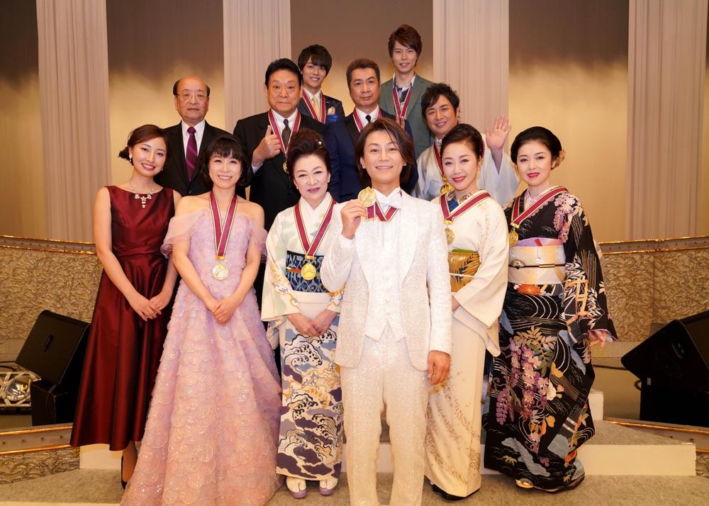 「日本有線大賞」から生まれ変わった「日本演歌歌謡大賞」初代大賞に氷川きよし