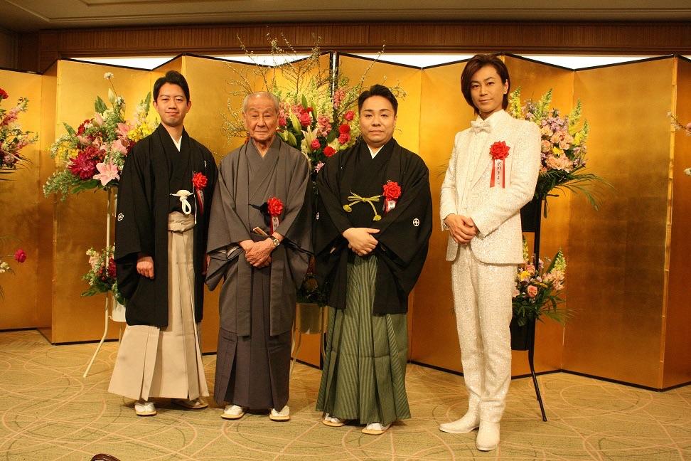 氷川きよし、第40回「松尾芸能賞」歌謡部門優秀賞を受賞