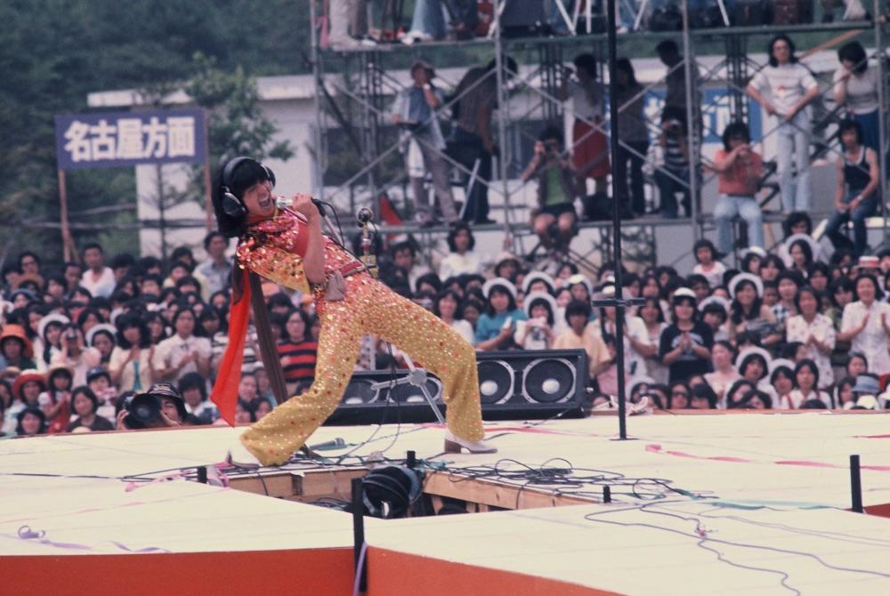 ブロウアップ ヒデキ  (C)1975松竹株式会社