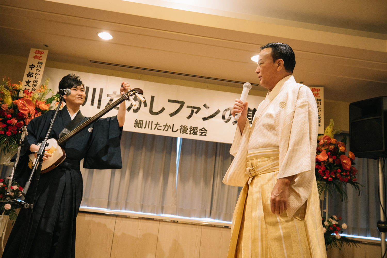 細川たかし新曲発売記念&生誕祭開催、愛弟子・杜このみ&彩青も揃い踏み