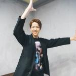 待ち受け画面におすすめ!『演歌男子。開運パワーショット展覧会』第10回:花園直道