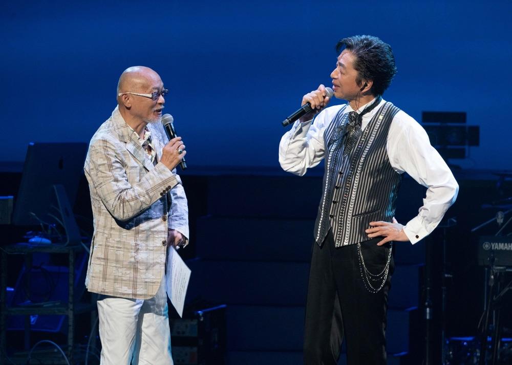 中村雅俊、45周年記念スペシャルライブに小椋佳・松山千春・同級生60人