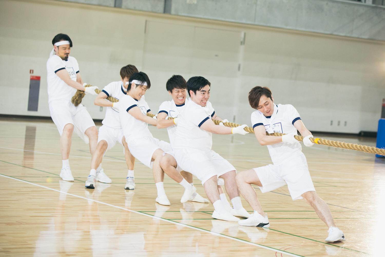 特別番組「演歌男子。大運動会」明日のBSスカパー!で60分先行放送