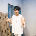 待ち受け画面におすすめ!『演歌男子。開運パワーショット展覧会』第14回:中澤卓也