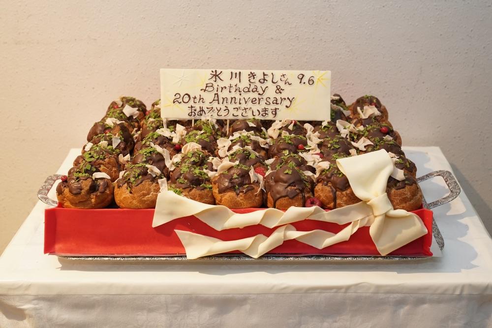 氷川きよし、誕生日に大阪城ホールで20周年記念コンサート「命ある限り歌い続ける」