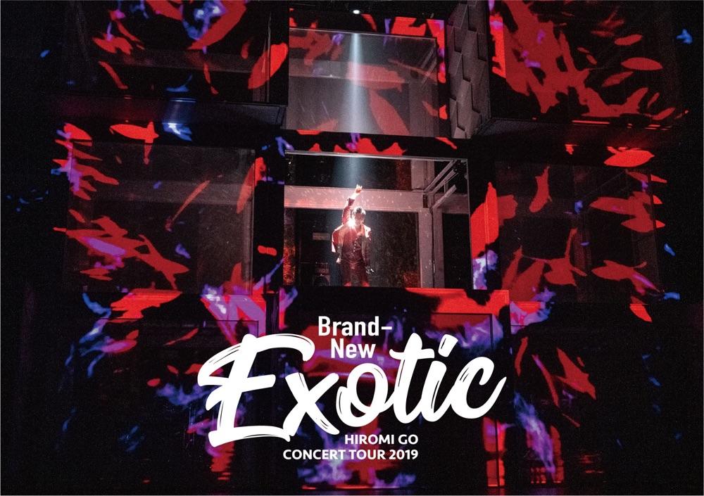 """郷ひろみ / Hiromi Go Concert Tour 2019 """"Brand-New Exotic"""""""