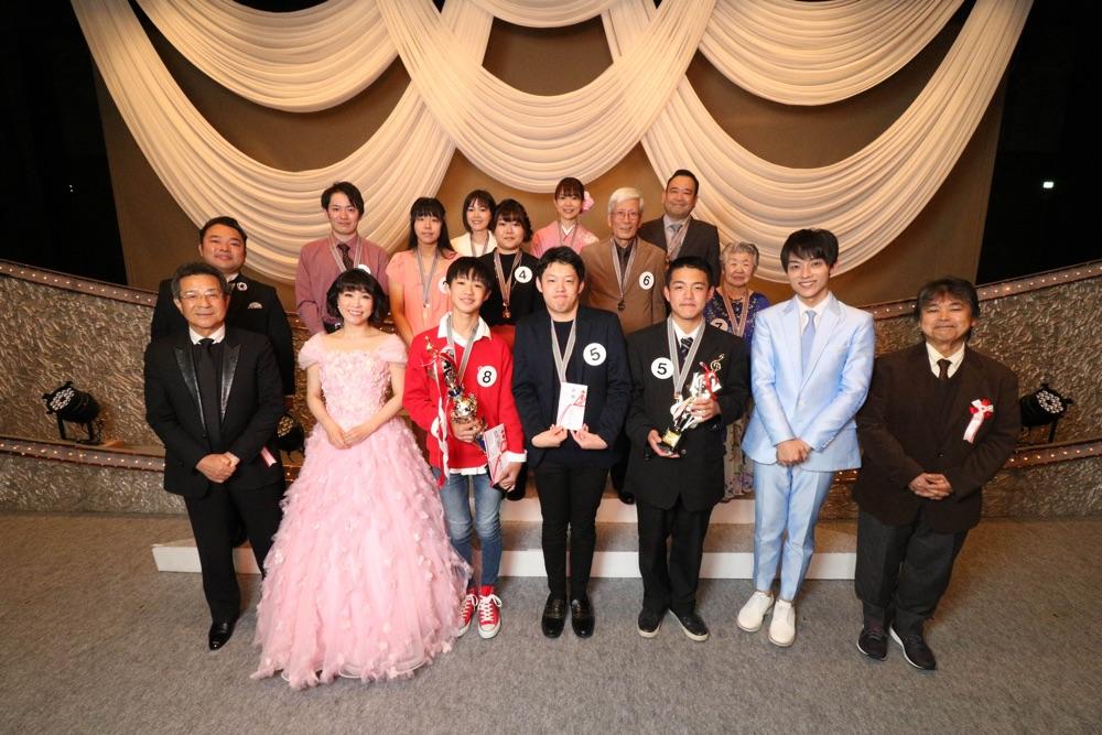 <長良グループ カラオケ大会>優秀賞は川北瑛太郎さんに決定、水森かおり&辰巳ゆうとがSPゲスト