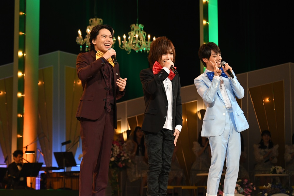 【レポート】<こころの歌人たちスペシャル 歌よ未来へ>五木ひろし、氷川きよし、吉幾三、坂本冬美らの豪華特別公演