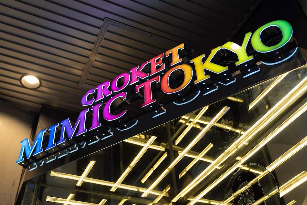 CROKET MIMIC TOKYO