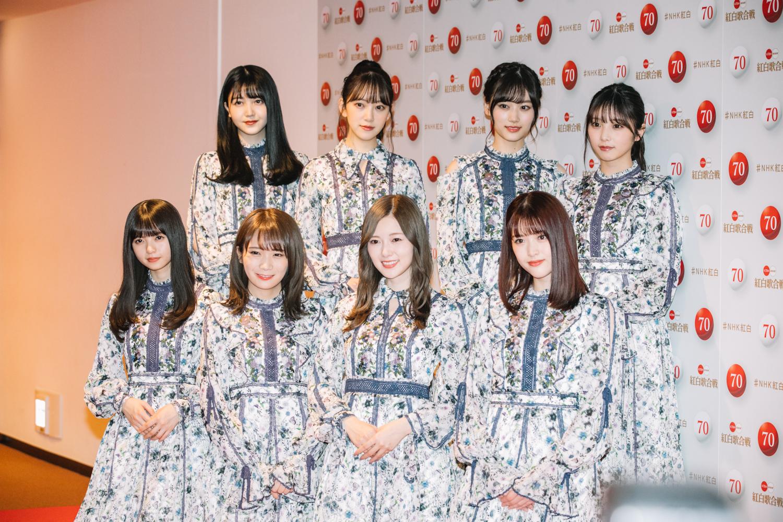 【第70回NHK紅白歌合戦】フォトセッション:乃木坂46