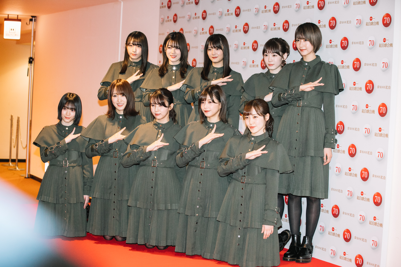 【第70回NHK紅白歌合戦】フォトセッション:欅坂46